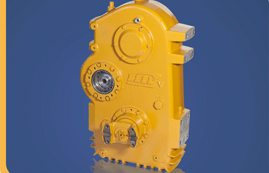 Heavy duty transfer cases